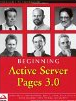 Beginning Active Server Pages 3.0 (Programmer to Programmer) by David Buser, John Kauffman, Juan T. Llibre, and Brian Francis